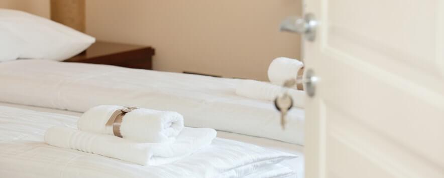 noleggio biancheria a roma per alberghi e hotel